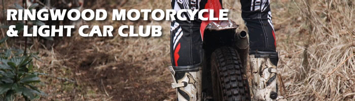 Ringwood Motorcycle & Light Car Club - 2